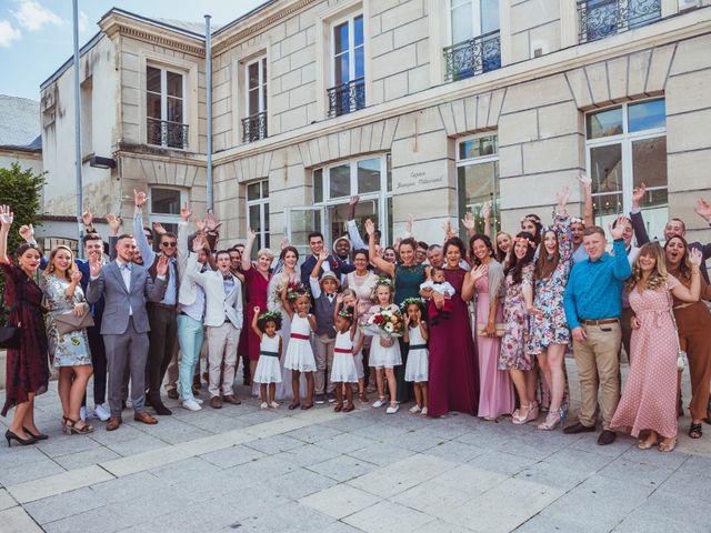Le mariage de Arneau et Marianna à Reuilly, Indre 40