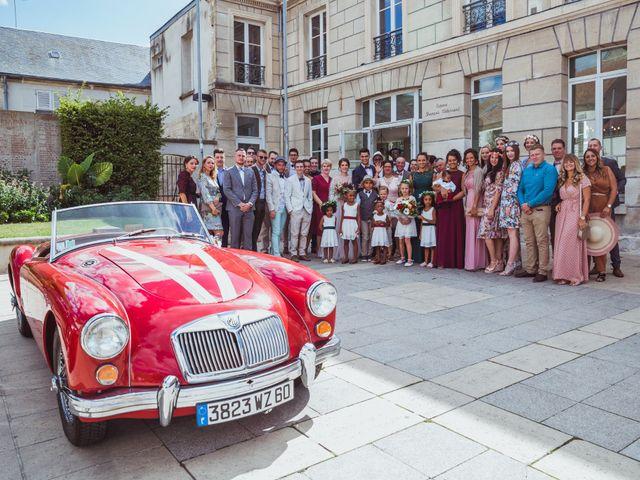 Le mariage de Arneau et Marianna à Reuilly, Indre 41