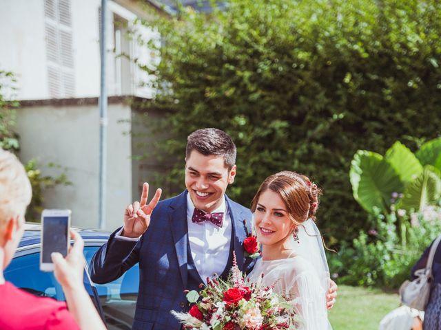Le mariage de Arneau et Marianna à Reuilly, Indre 44