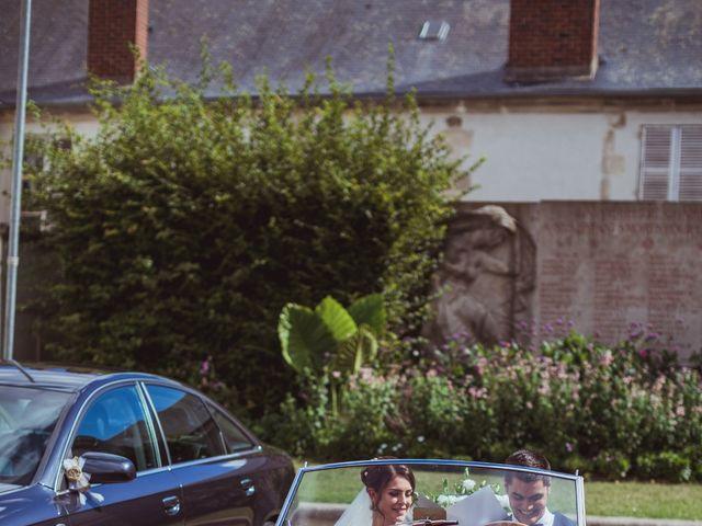 Le mariage de Arneau et Marianna à Reuilly, Indre 50