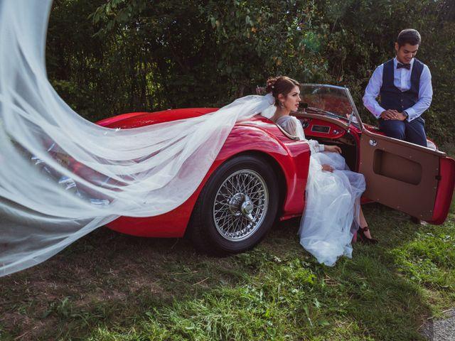Le mariage de Marianna et Arneau