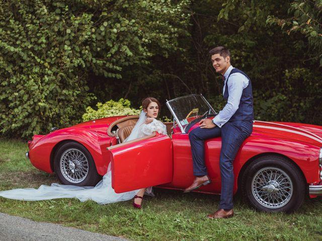 Le mariage de Arneau et Marianna à Reuilly, Indre 55