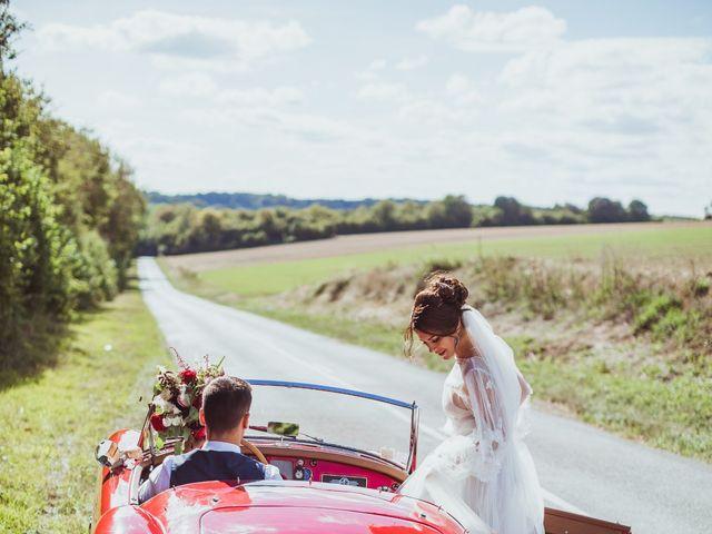 Le mariage de Arneau et Marianna à Reuilly, Indre 62