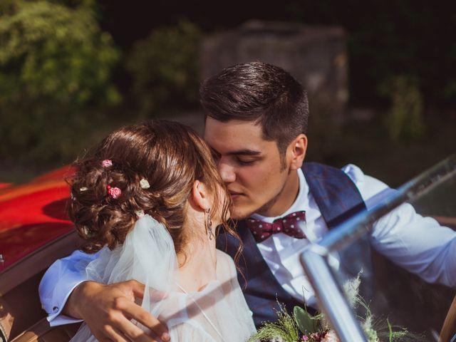 Le mariage de Arneau et Marianna à Reuilly, Indre 93