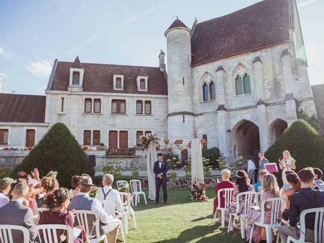 Le mariage de Arneau et Marianna à Reuilly, Indre 116