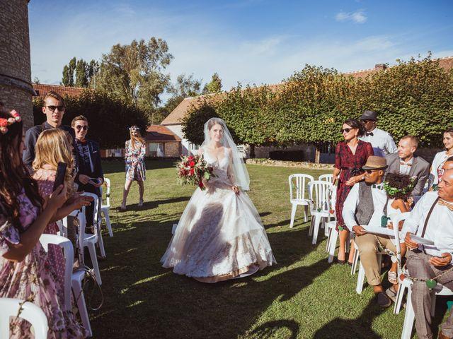Le mariage de Arneau et Marianna à Reuilly, Indre 121