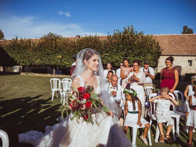 Le mariage de Arneau et Marianna à Reuilly, Indre 122