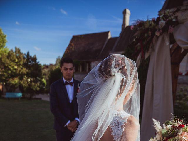 Le mariage de Arneau et Marianna à Reuilly, Indre 124