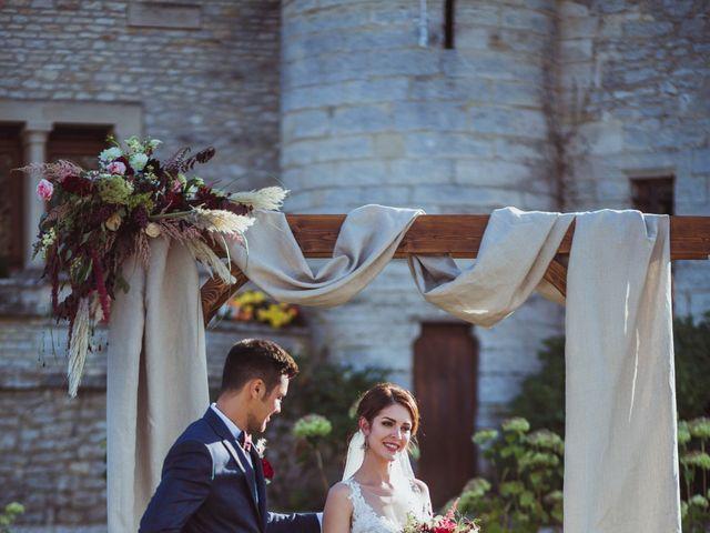 Le mariage de Arneau et Marianna à Reuilly, Indre 141