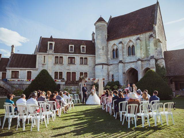 Le mariage de Arneau et Marianna à Reuilly, Indre 142