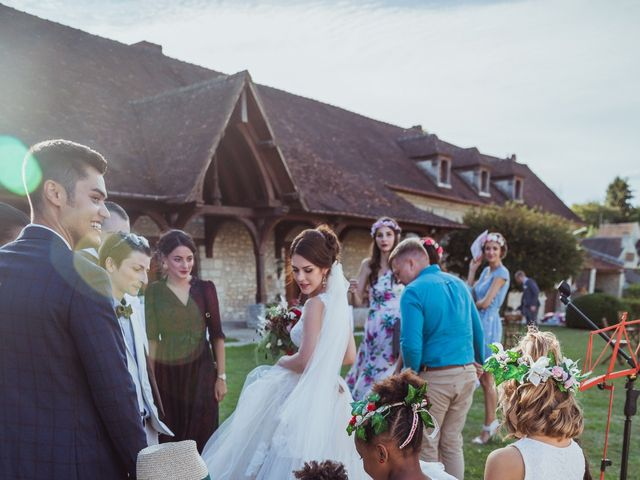 Le mariage de Arneau et Marianna à Reuilly, Indre 144