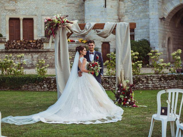 Le mariage de Arneau et Marianna à Reuilly, Indre 148