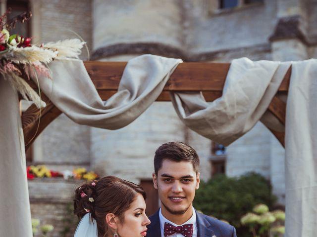 Le mariage de Arneau et Marianna à Reuilly, Indre 150