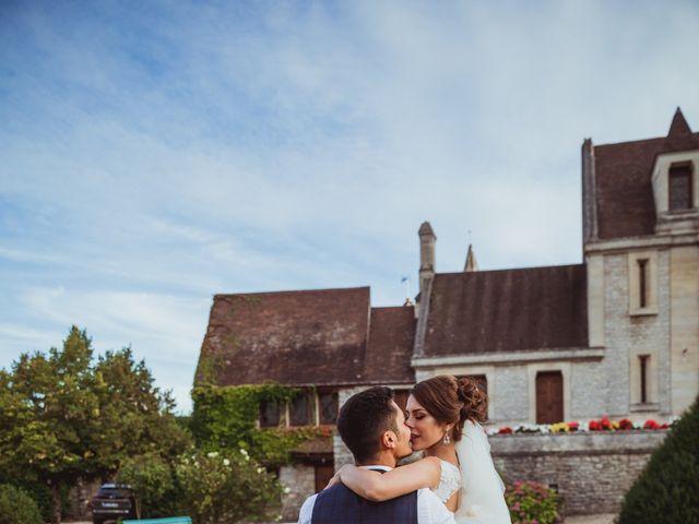 Le mariage de Arneau et Marianna à Reuilly, Indre 160