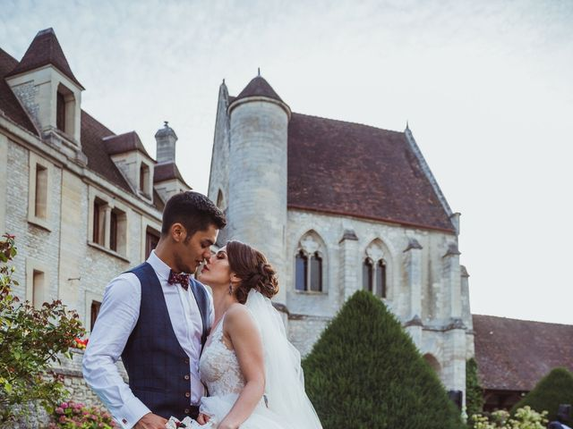 Le mariage de Arneau et Marianna à Reuilly, Indre 169