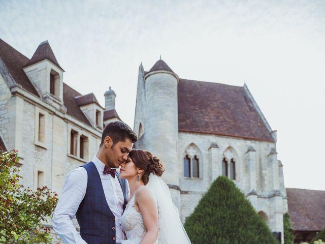 Le mariage de Arneau et Marianna à Reuilly, Indre 170