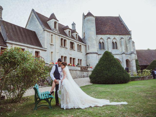 Le mariage de Arneau et Marianna à Reuilly, Indre 171