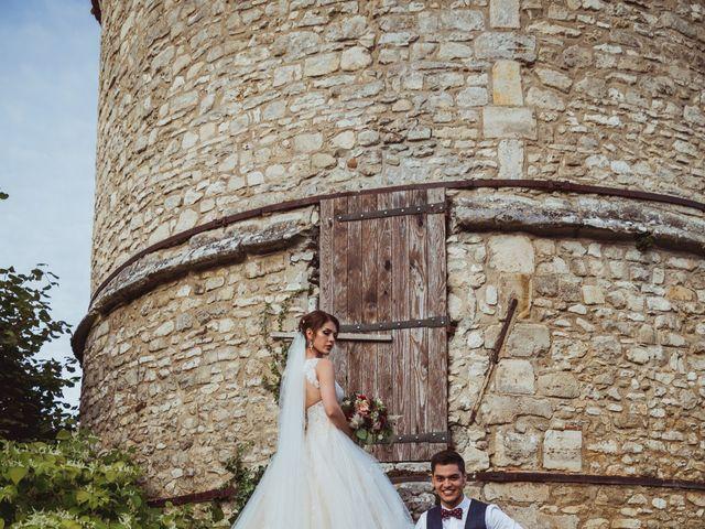 Le mariage de Arneau et Marianna à Reuilly, Indre 174