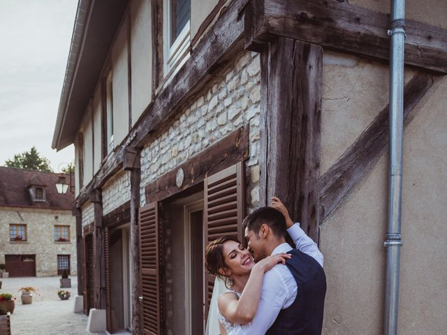 Le mariage de Arneau et Marianna à Reuilly, Indre 185