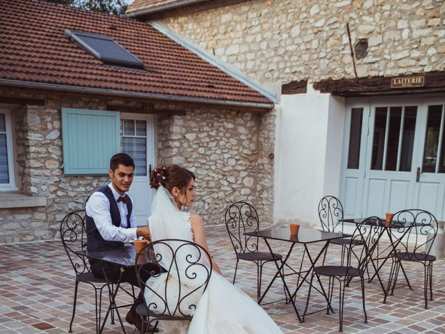 Le mariage de Arneau et Marianna à Reuilly, Indre 190