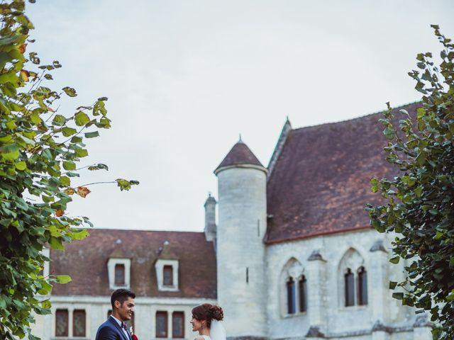 Le mariage de Arneau et Marianna à Reuilly, Indre 195