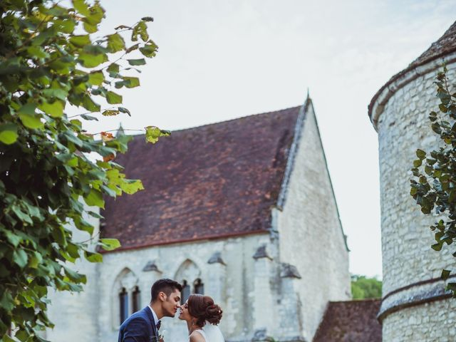 Le mariage de Arneau et Marianna à Reuilly, Indre 196