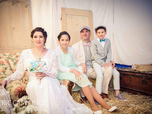 Le mariage de Sabrina et Cédric à Gurmençon, Pyrénées-Atlantiques 1