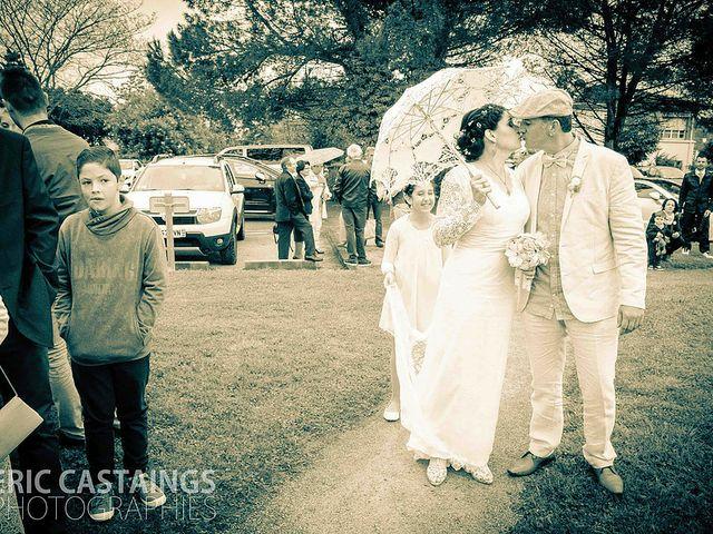 Le mariage de Sabrina et Cédric à Gurmençon, Pyrénées-Atlantiques 2