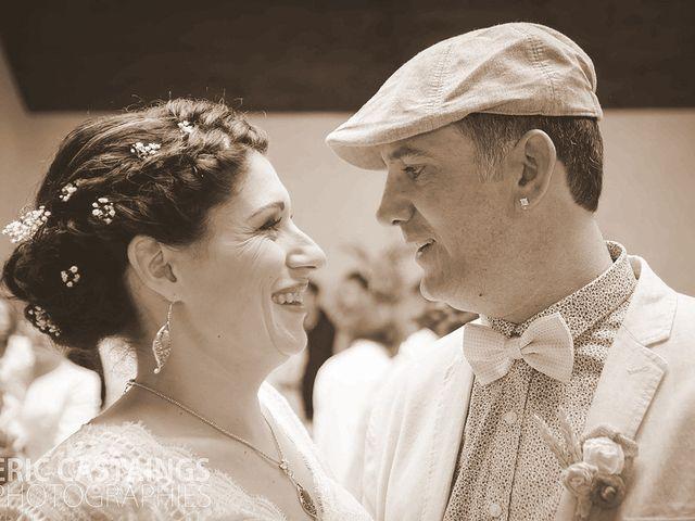 Le mariage de Sabrina et Cédric à Gurmençon, Pyrénées-Atlantiques 5