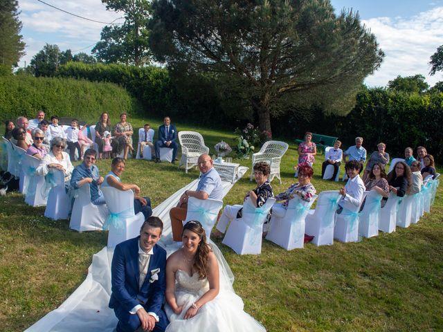 Le mariage de Pierrot et Audrey à Landevieille, Vendée 1