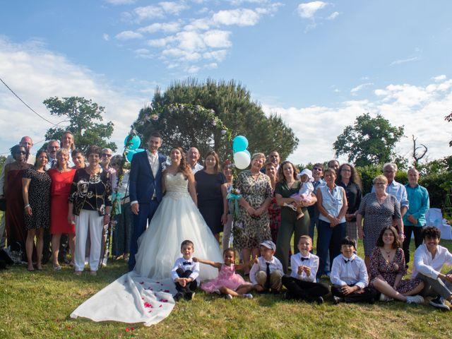 Le mariage de Pierrot et Audrey à Landevieille, Vendée 2