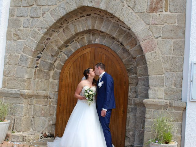Le mariage de Pierrot et Audrey à Landevieille, Vendée 3