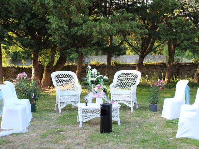 Le mariage de Pierrot et Audrey à Landevieille, Vendée 6