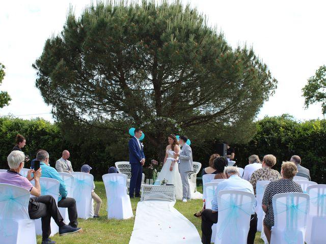 Le mariage de Pierrot et Audrey à Landevieille, Vendée 8