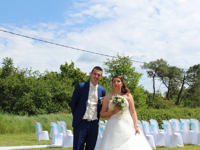 Le mariage de Pierrot et Audrey à Landevieille, Vendée 11