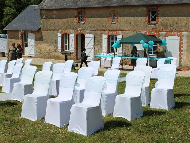 Le mariage de Pierrot et Audrey à Landevieille, Vendée 12