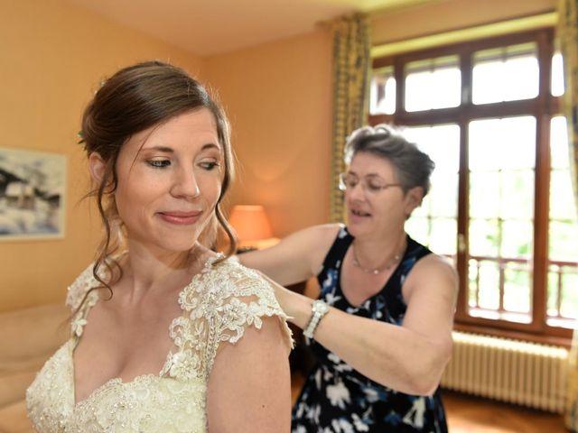 Le mariage de Pierre et Delphine à Urmatt, Bas Rhin 2