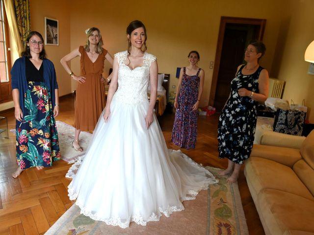 Le mariage de Pierre et Delphine à Urmatt, Bas Rhin 5