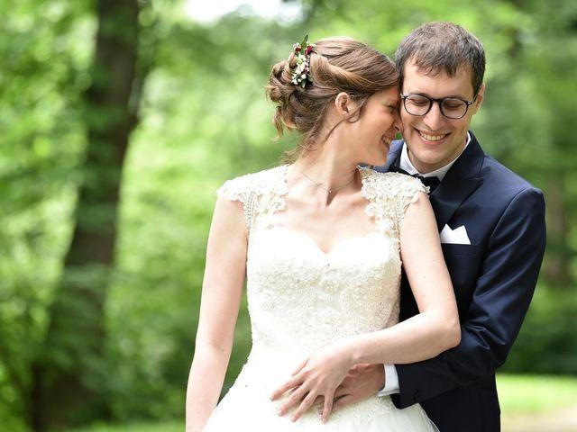 Le mariage de Pierre et Delphine à Urmatt, Bas Rhin 1
