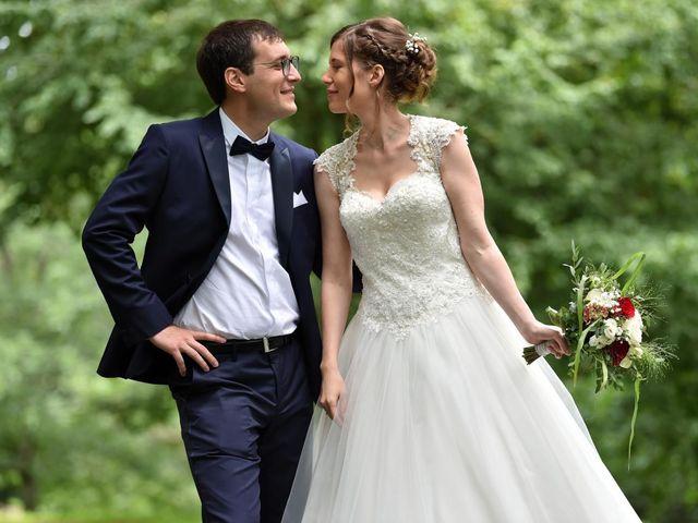 Le mariage de Pierre et Delphine à Urmatt, Bas Rhin 6