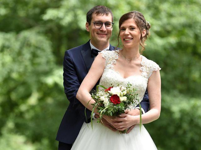 Le mariage de Pierre et Delphine à Urmatt, Bas Rhin 7