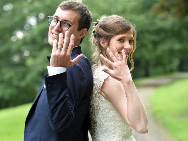 Le mariage de Pierre et Delphine à Urmatt, Bas Rhin 10