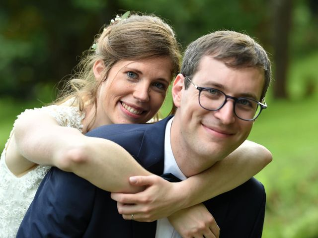 Le mariage de Pierre et Delphine à Urmatt, Bas Rhin 11