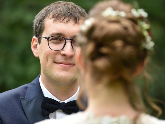 Le mariage de Pierre et Delphine à Urmatt, Bas Rhin 12