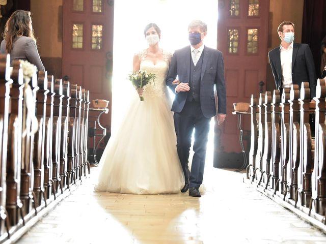 Le mariage de Pierre et Delphine à Urmatt, Bas Rhin 14