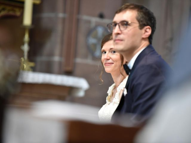 Le mariage de Pierre et Delphine à Urmatt, Bas Rhin 16