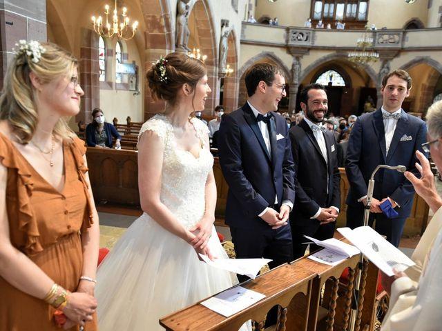 Le mariage de Pierre et Delphine à Urmatt, Bas Rhin 18
