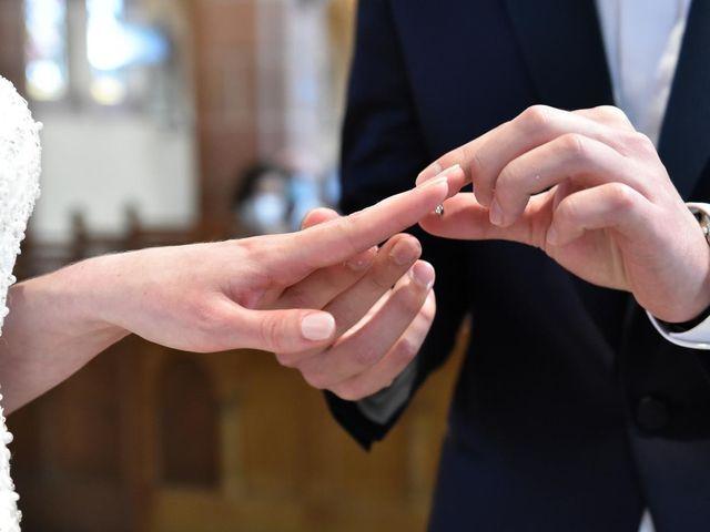 Le mariage de Pierre et Delphine à Urmatt, Bas Rhin 19