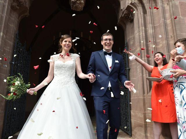Le mariage de Pierre et Delphine à Urmatt, Bas Rhin 21