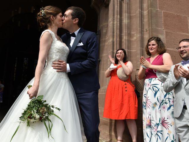 Le mariage de Pierre et Delphine à Urmatt, Bas Rhin 22